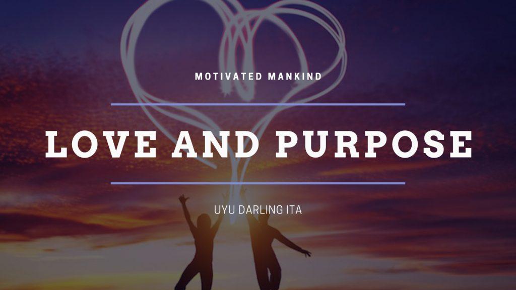 Book Cover: Love and Purpose