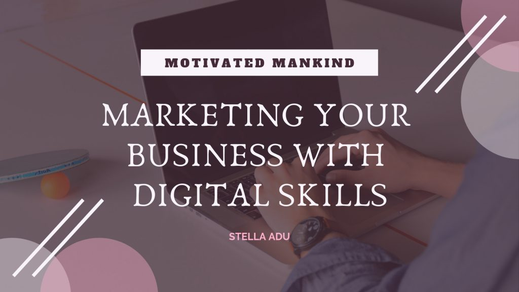 Book Cover: Marketing Your Business with Digital Tools