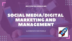 Book Cover: Social Media/Digital Marketing And Management