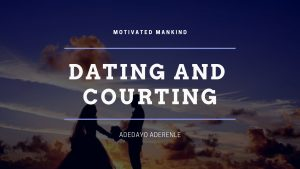 Book Cover: Dating and Courting