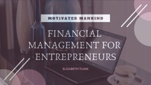 Book Cover: Financial Management for Entrepreneurs