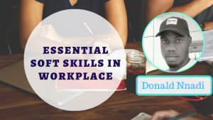 Book Cover: Essential Soft Skills In The Workplace