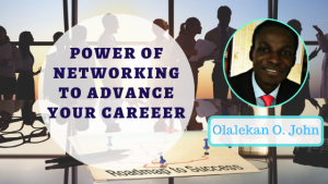 Book Cover: Power Of Networking To Advance Your Career