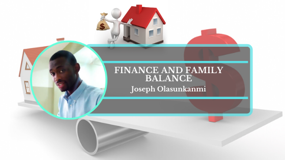 Book Cover: Finance and Family Balance